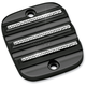 Finned Front Brake Master Cylinder Cover - C1151-D