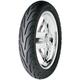 Rear GT501 120/90V-18 Blackwall Tire - 300436
