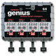 Generation 4 2.2-40Ah 12V-48V 4-Bank Genius Battery Charger - G4