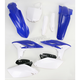 OEM 11 YZ Blue Full Replacement Plastic Kit - 2198012882