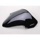 Black Chrome Series Windshield - 4550-1016