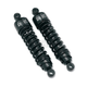 Black 412 Series American-Tuned Gas Shocks w/o Cover - 210/250 Spring Rate (lbs/in) - 412-4051B