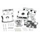 Chrome Die Cast Two-Piece Rocker Box Kit - 90-4110