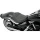 Flame Stitch Solo Front Seat with Optional Backrest - 0810-0731
