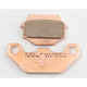 SV Severe Duty Sintered Metal Brake Pads - FA128SV