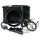 SCMR16 HID Flood Beam Helmet Light w/o Battery or Charger - 4221-FX