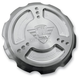 Clear Anodized JM U.S.A. Gas Cap - 10-440S