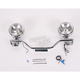 Steel Lightbar/Spotlight Kit - 04-0241