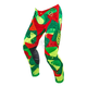 Green/Fluorescent Yellow/Red Cosmic Camo SE Air Pants