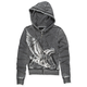 Womens Black Sector Hoody