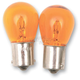 Single Contact Natural Amber Bulb - X1156-NA