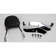Complete Backrest/Mount Kit with Touring Backrest - 34-2209-01