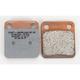 SDP Pro MX Sintered Metal Brake Pads - SDP107