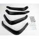 ATV Black Fender Flares - 49300-20