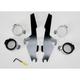 Batwing Black Trigger Lock Hardware - MEM8992