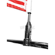 13 in. Tall Folding Flag Mount - RFM-FLD515-USA