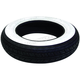Front or Rear SR550 Whitewall 3.00-10 Scooter Tire - TWWSHSF
