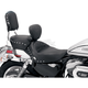 15 in. Wide Studded Solo Seat w/Removable Backrest - 79437