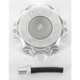 Silver Anodized Gas Cap - 747-S