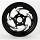 Black 66-Tooth Savage Eclipse Rear Pulley - 7085E8