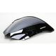 Black Chrome Series Windshield - 4549-1095