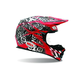 MX-2 Red Vibe Helmet - Convertible To Snow