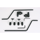 Replacement Hardware Kit for Universal Windshield - A-8