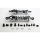 Chrome Standard 430 Series Shocks - 90/130 Spring Rate (lbs/in) - 430-4081C