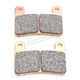Double-H Sintered Metal Brake Pads - EPFA379HH