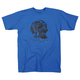 Blue Ghostrider T-Shirt