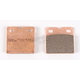 Double-H Sintered Metal Brake Pads - FA18HH