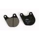 Street Ceramic Brake Pads - 537H
