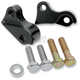 Black Rear Lowering Kit - LA-7590-05
