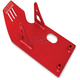 Red Skid Plate - 320-HXR-5041
