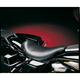 12 in. Wide Silhouette Solo Seat w/Biker Gel - LGH-857RK