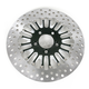 Rear 11.5 in. Boss Two-Piece Contrast-Cut Brake Rotor - 01331523BSSSSBM