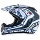 Blue FX-19 Vibe Helmet