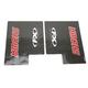 Showa Full Wrap Carbon Fiber Fork Shield - FX02-7010