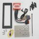 Retro Radio CD/Receiver Adapter Kit - BT1004