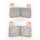 GPFA Race Sintered Metal Brake Pads - GPFA379HH