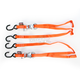 Orange 1 in. Ratchet Tie-Downs - 32279