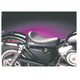 9 1/2 in. Wide Smooth Solo Silhouette Series Seat - L-856