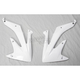 White Radiator Shrouds - 2043640002