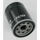 Black Oil Filter - 0712-0089