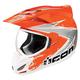 Variant Salvo Hi-Viz Orange Helmets