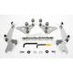No-Tool Trigger-Lock Hardware Kits for Sportshields - MEM8926