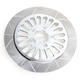 11.5 in. Rear Chrome Millennium 20 Spoke Lug-Drive Brake Rotor - NVLD-115RCM20C