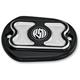 Contrast Cut Cafe Front Brake Master Cylinder Cover - 0208-2038-BM