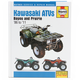 Kawasaki ATV Repair Manual - 2351