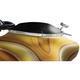 Chrome Deep Cut Styled Windshield Trim - 03-691